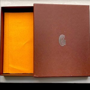 Goyard Gift Box with NEW Dust Sleeve
